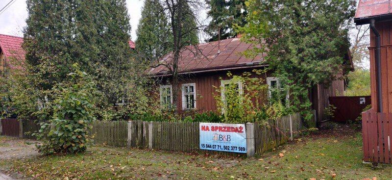 Działka rekreacyjna na sprzedaż Radomyśl nad Sanem, Mickiewicza 47  1700m2 Foto 2