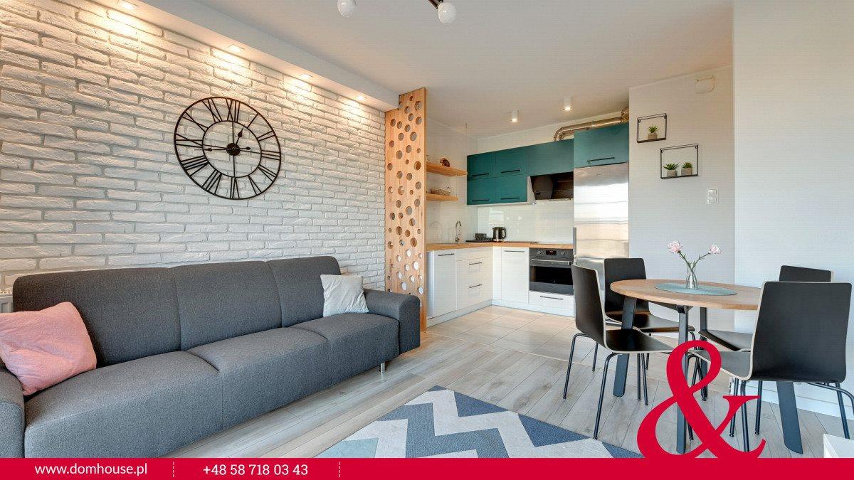 Mieszkanie dwupokojowe na wynajem Gdańsk, Śródmieście, Jaglana  39m2 Foto 4