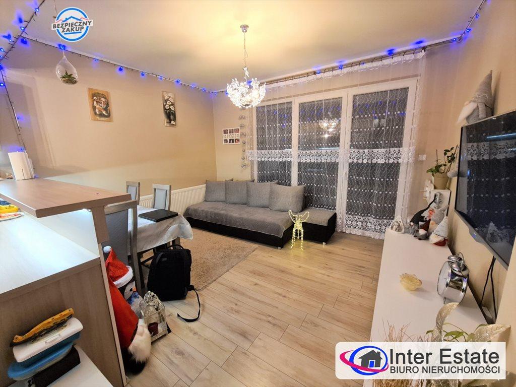 Mieszkanie trzypokojowe na sprzedaż Smolec, Topolowa  53m2 Foto 1