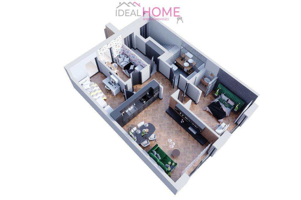 Mieszkanie czteropokojowe  na sprzedaż Tarnobrzeg  64m2 Foto 10