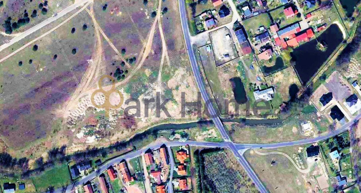Działka przemysłowo-handlowa na sprzedaż Nowa Sól, Otyń  4300m2 Foto 5