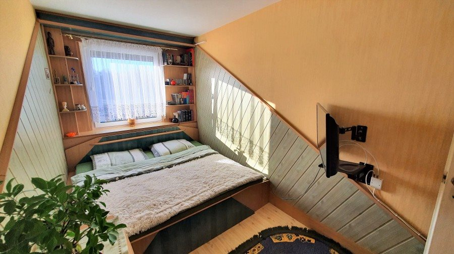 Mieszkanie trzypokojowe na sprzedaż Police  62m2 Foto 4