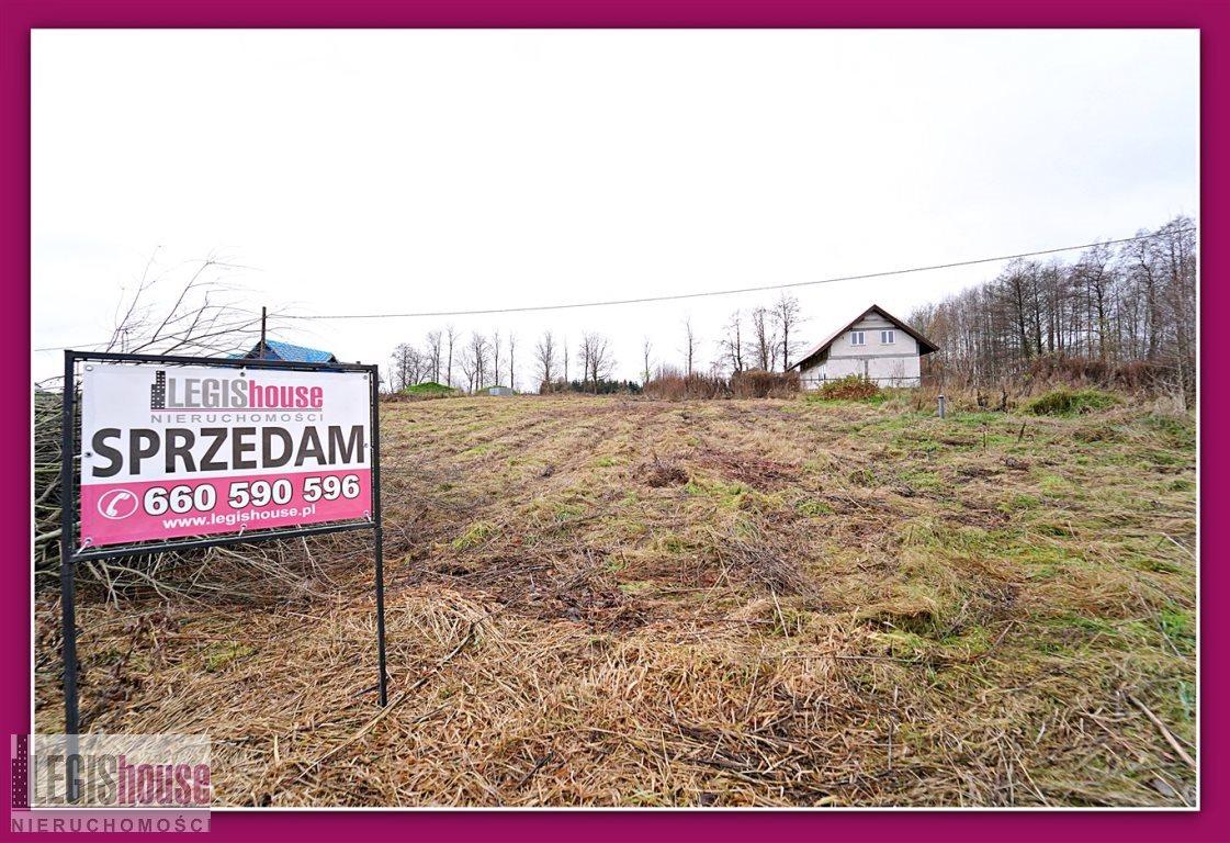Działka budowlana na sprzedaż Bartąg  1525m2 Foto 1