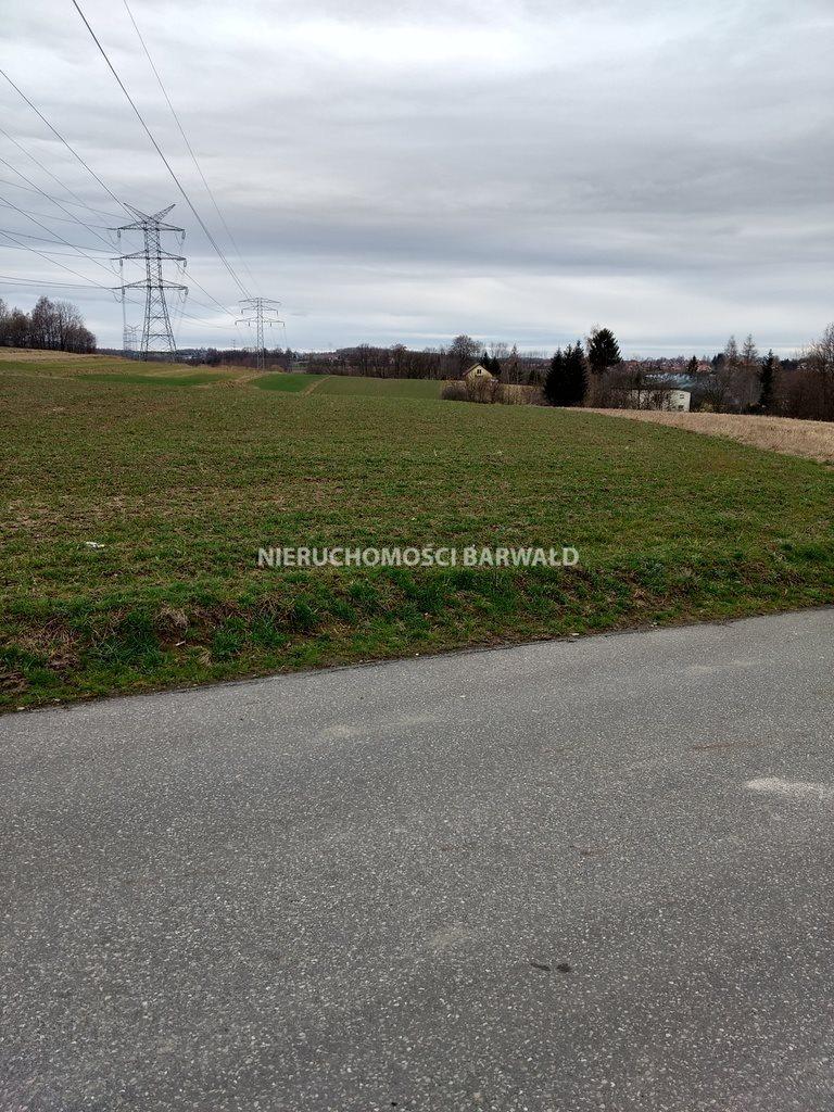 Działka rolna na sprzedaż Sosnowice  11500m2 Foto 2