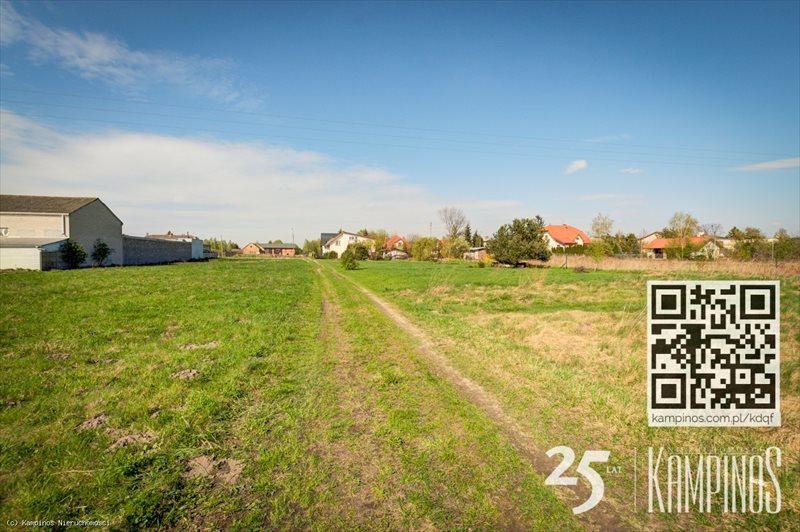 Działka budowlana na sprzedaż Wojcieszyn, Stare Babice, oferta 2663  1362m2 Foto 2