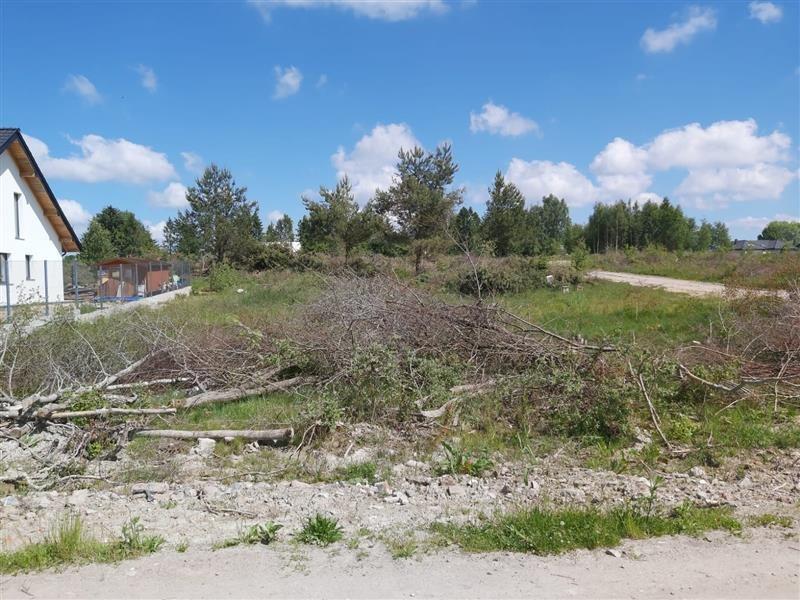 Działka budowlana na sprzedaż Bojano, Czynu Tysiąclecia  1011m2 Foto 2