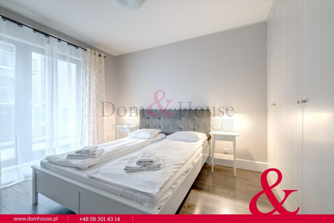 Mieszkanie dwupokojowe na wynajem Gdańsk, Śródmieście, Szafarnia  50m2 Foto 8