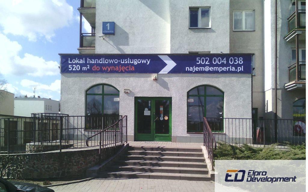 Lokal użytkowy na wynajem Nowe Miasto Lubawskie, Tysiąclecia  520m2 Foto 1