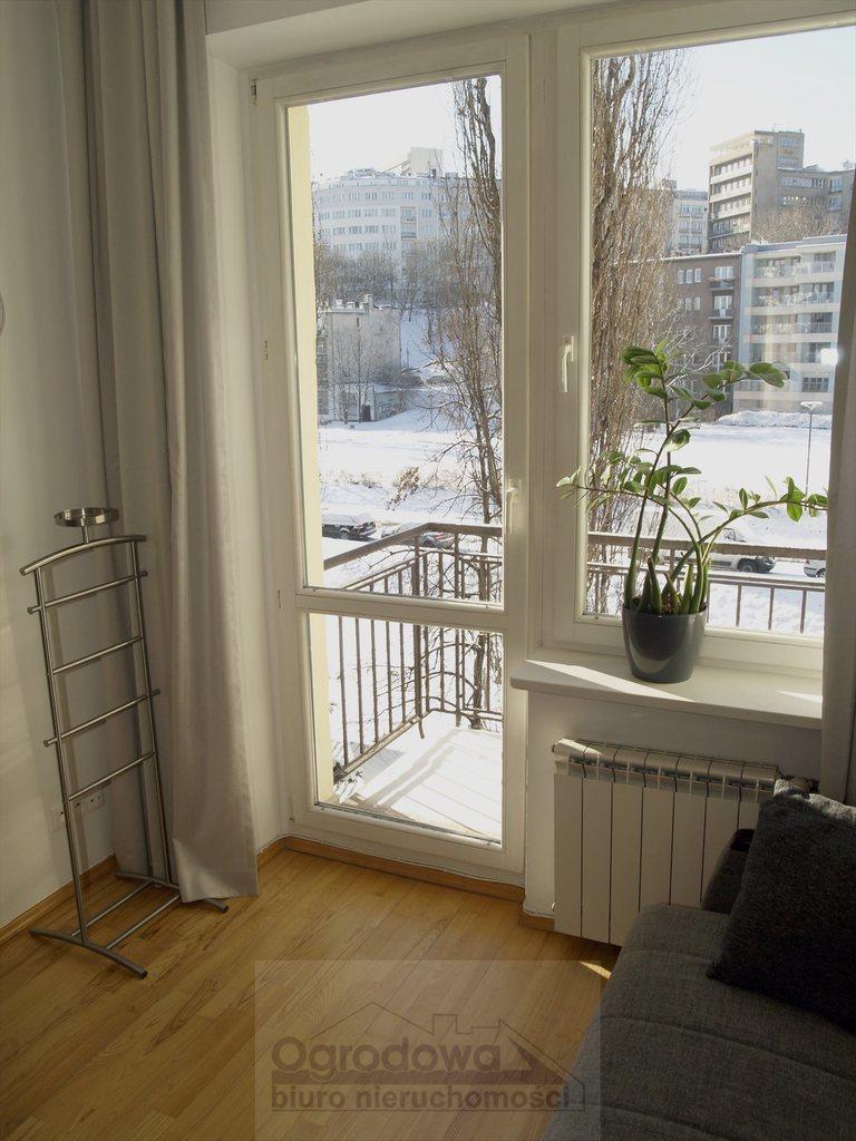 Mieszkanie dwupokojowe na wynajem Warszawa, Śródmieście, Powiśle, Topiel  36m2 Foto 11