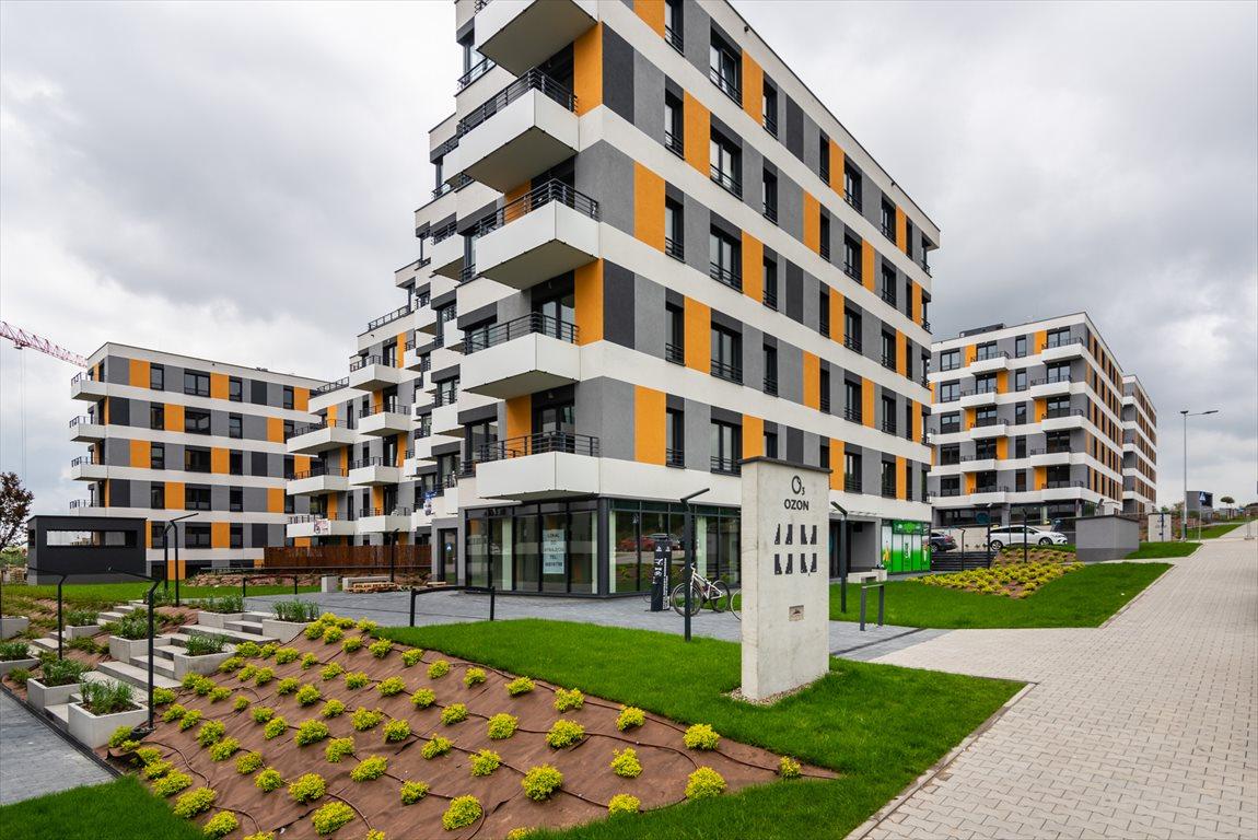 Mieszkanie trzypokojowe na sprzedaż Kraków, Prądnik Biały, Górka Narodowa, Stefana Banacha 49  68m2 Foto 15