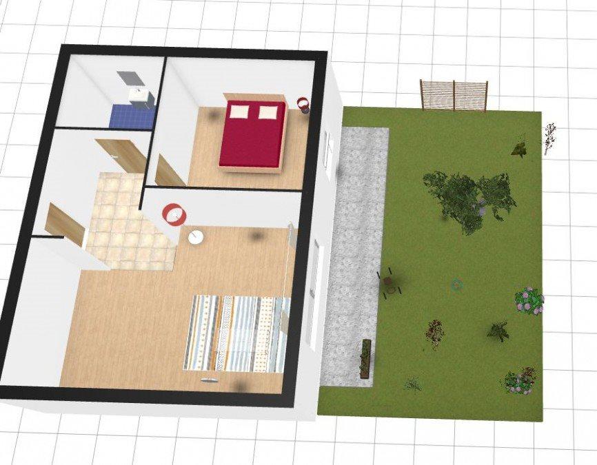 Mieszkanie dwupokojowe na sprzedaż Police  47m2 Foto 2