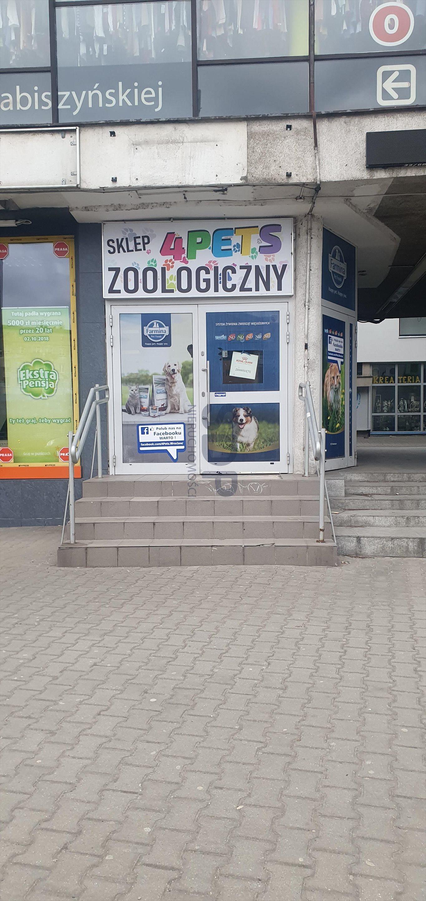 Lokal użytkowy na wynajem Wrocław, Stare Miasto, Stare Miasto, Grabiszyńska  30m2 Foto 5