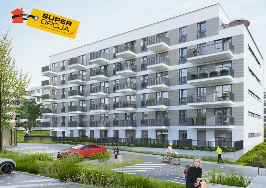 Mieszkanie trzypokojowe na sprzedaż Kraków, Prądnik Biały  71m2 Foto 5
