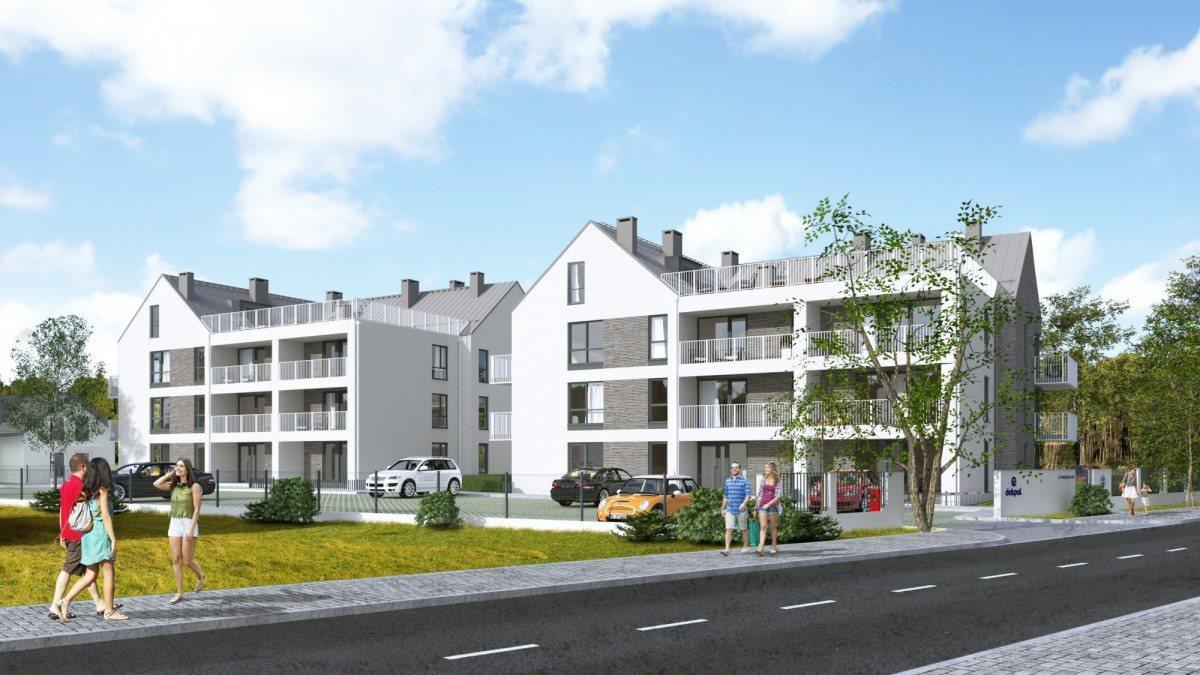 Mieszkanie dwupokojowe na sprzedaż Gdańsk, Sobieszewo, Nadwiślańska  38m2 Foto 3