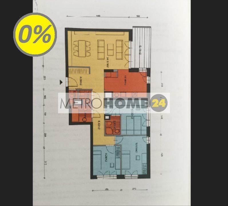 Mieszkanie czteropokojowe  na sprzedaż Warszawa, Mokotów, ul. Cybernetyki  98m2 Foto 12
