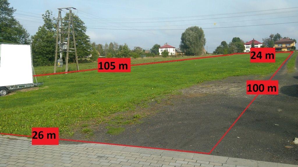 Działka budowlana pod dzierżawę Kupno  2500m2 Foto 2