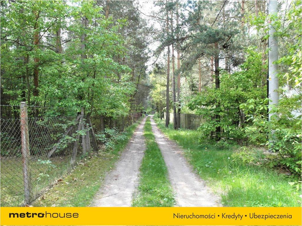 Działka rekreacyjna na sprzedaż Wólka Lesiewska, Biała Rawska  800m2 Foto 2