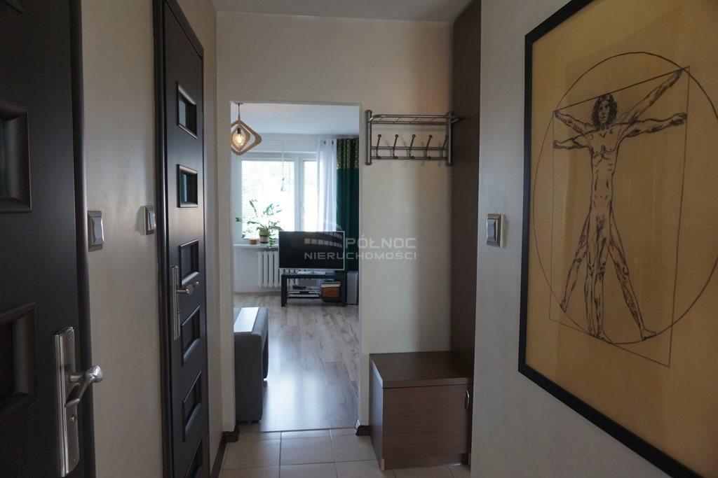 Mieszkanie trzypokojowe na sprzedaż Pabianice, M-4 umeblowane, dostępne od zaraz, plus garaż  48m2 Foto 4