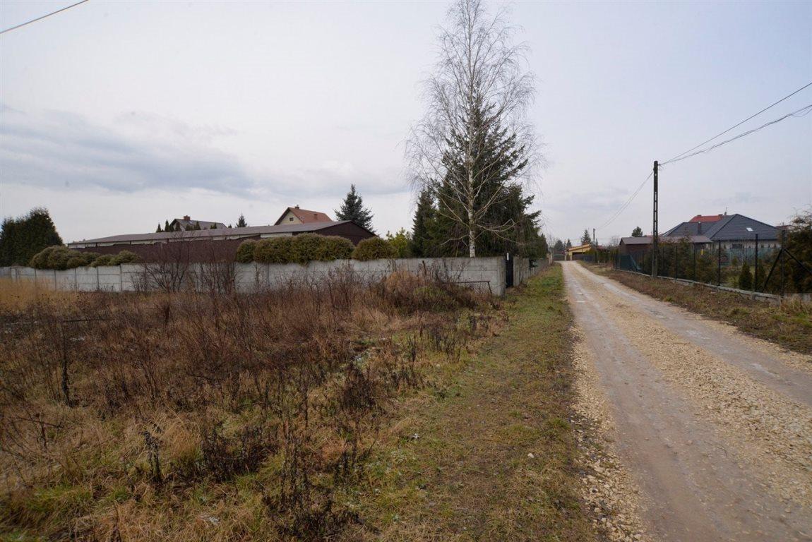 Działka budowlana na sprzedaż Bilcza  1350m2 Foto 5