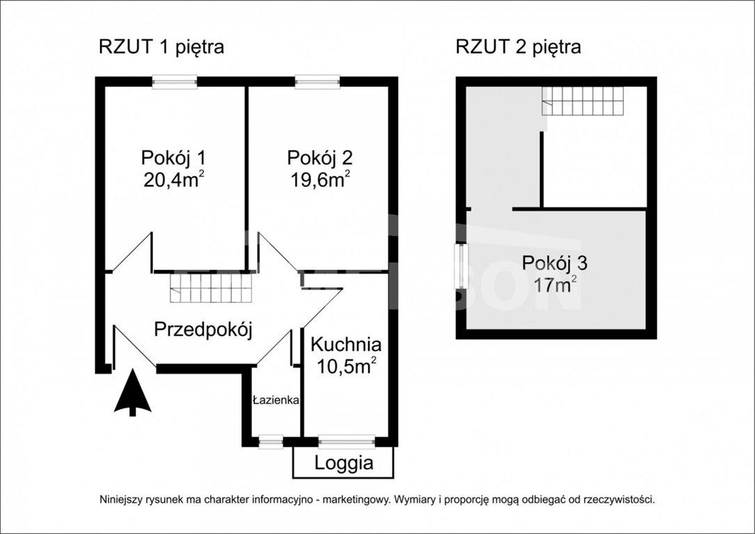 Mieszkanie trzypokojowe na sprzedaż Wrocław, Śródmieście, Ignacego Daszyńskiego  88m2 Foto 2