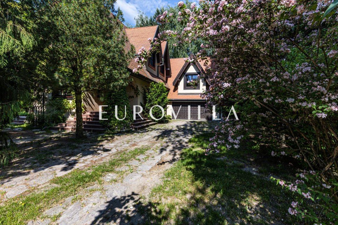 Dom na wynajem Konstancin-Jeziorna, Aleja Wojska Polskiego  275m2 Foto 6