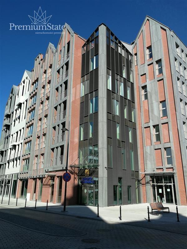 Mieszkanie dwupokojowe na sprzedaż Gdańsk, Śródmieście, Grano, Chmielna  48m2 Foto 11