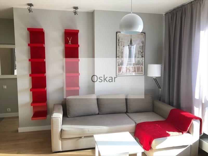 Mieszkanie dwupokojowe na wynajem Warszawa, Mokotów, Obrzeżna  44m2 Foto 3