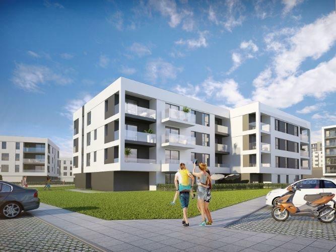 Mieszkanie czteropokojowe  na sprzedaż Rumia, Kosynierów  77m2 Foto 3