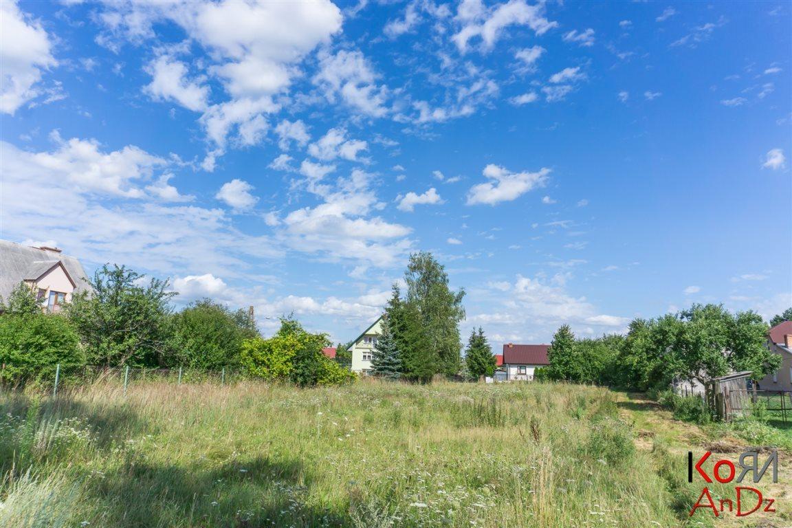 Działka budowlana na sprzedaż Okszów, Chełmska  3000m2 Foto 8