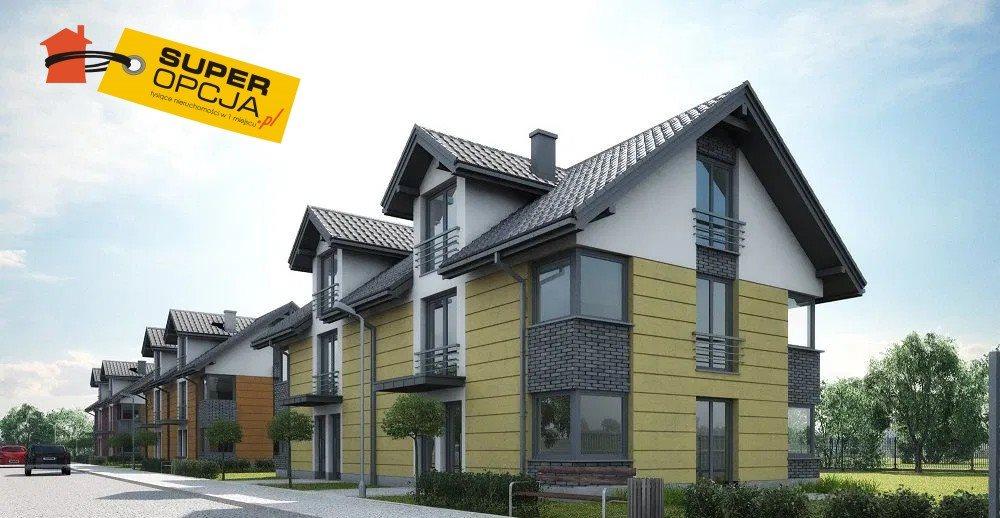Mieszkanie trzypokojowe na sprzedaż Zielonki, Krakowskie Przedmieście  53m2 Foto 5