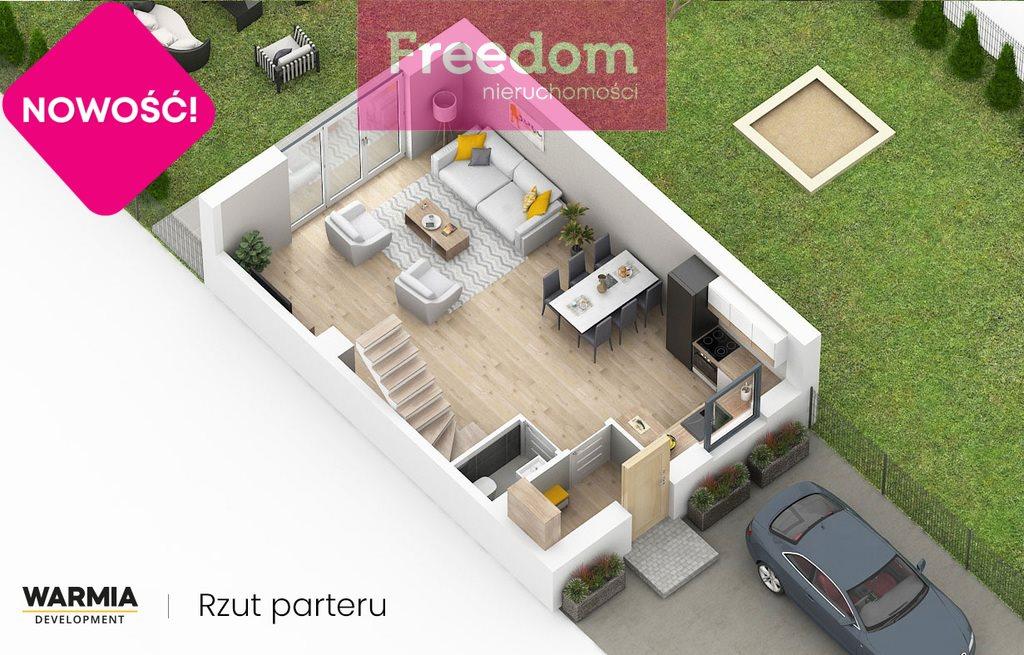 Dom na sprzedaż Dywity, Grzybowa  89m2 Foto 7