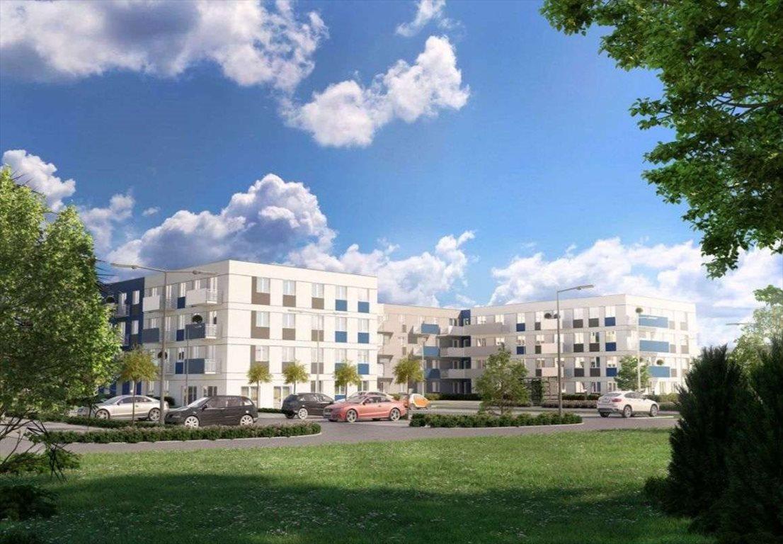 Mieszkanie dwupokojowe na sprzedaż Mikołów  49m2 Foto 2