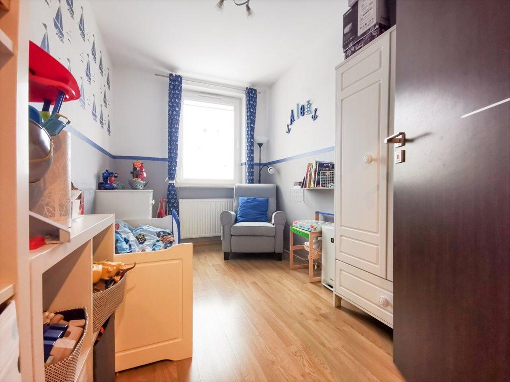 Mieszkanie trzypokojowe na sprzedaż Warszawa, Praga-Południe, Gocław, Bora-Komorowskiego 21  63m2 Foto 7