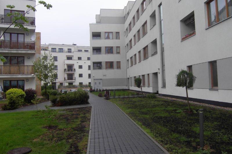 Mieszkanie dwupokojowe na sprzedaż Warszawa, Wilanów, Wilanów, Hlonda 2  63m2 Foto 1