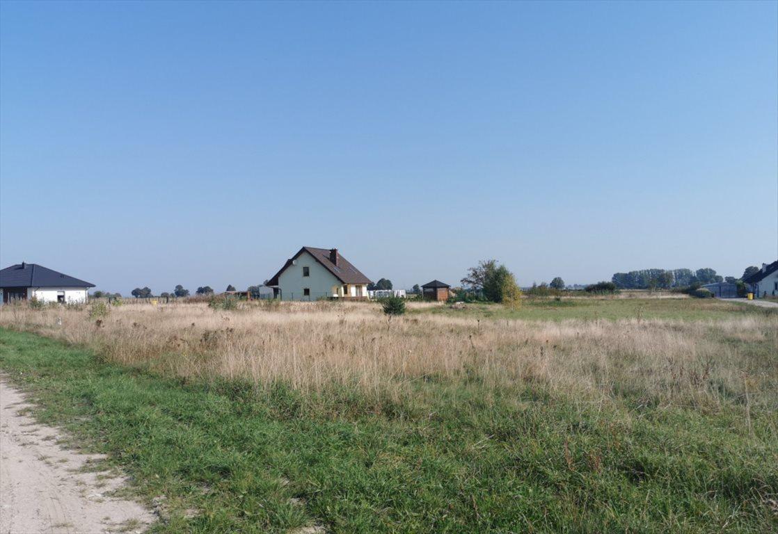 Działka budowlana na sprzedaż Brudzewo, Słoneczna  1007m2 Foto 2