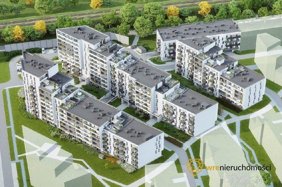 Mieszkanie dwupokojowe na sprzedaż Wrocław, Szczepin, Gnieźnieńska  44m2 Foto 6