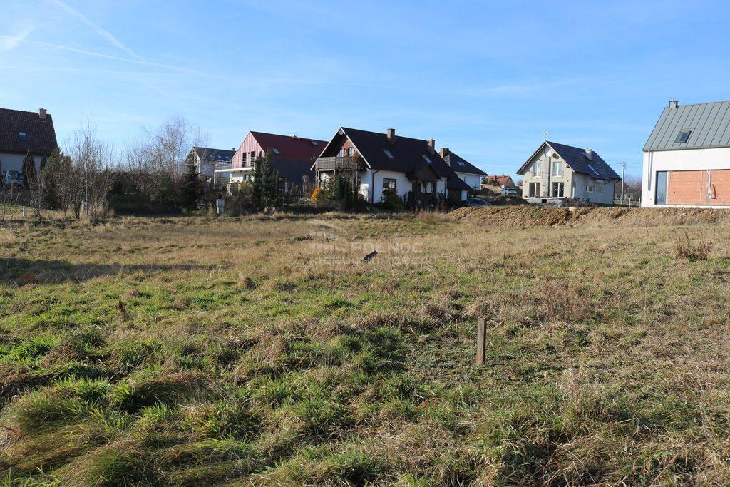 Działka budowlana na sprzedaż Zelków, Widokowa  1454m2 Foto 6