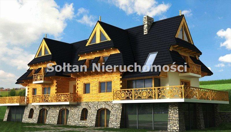 Lokal użytkowy na sprzedaż Kościelisko  1151m2 Foto 1