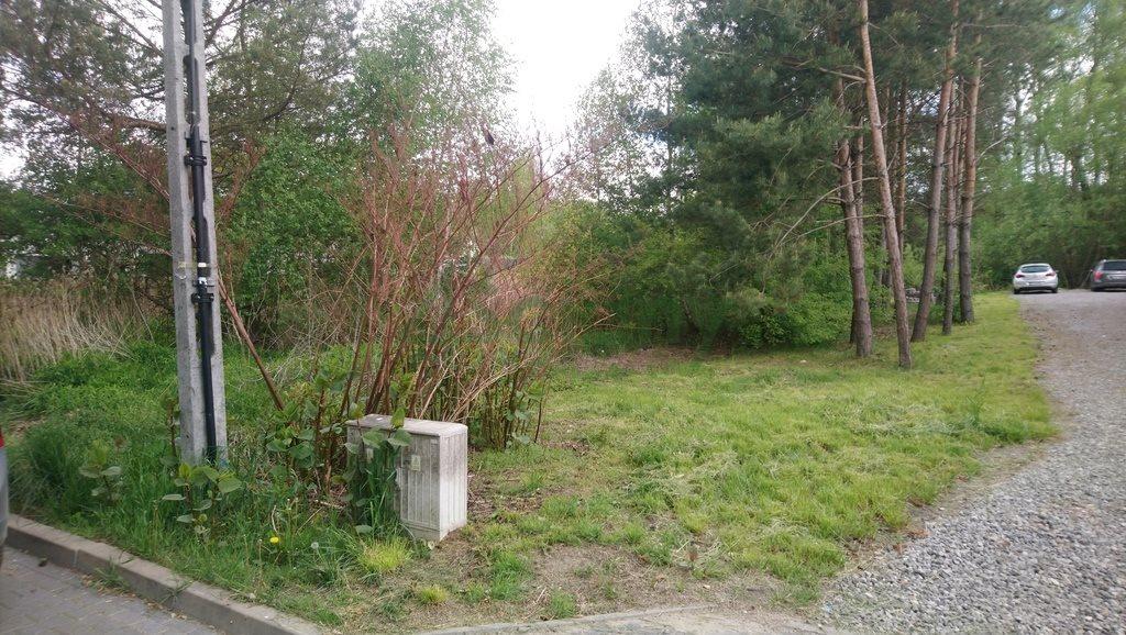 Działka budowlana na sprzedaż Wilcza Góra  1141m2 Foto 11