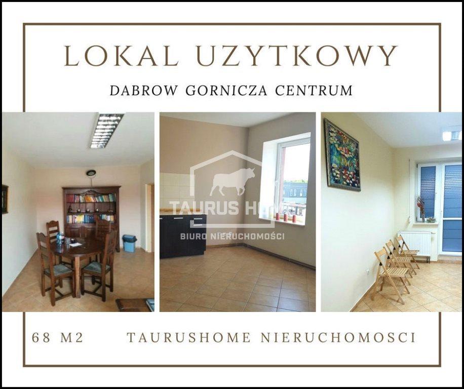 Lokal użytkowy na wynajem Dąbrowa Górnicza, Centrum  68m2 Foto 1