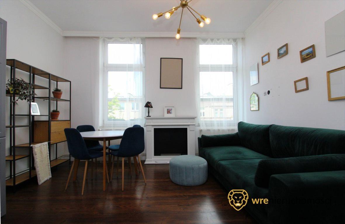 Mieszkanie dwupokojowe na wynajem Wrocław, Kleczków, Emila Zegadłowicza  39m2 Foto 3
