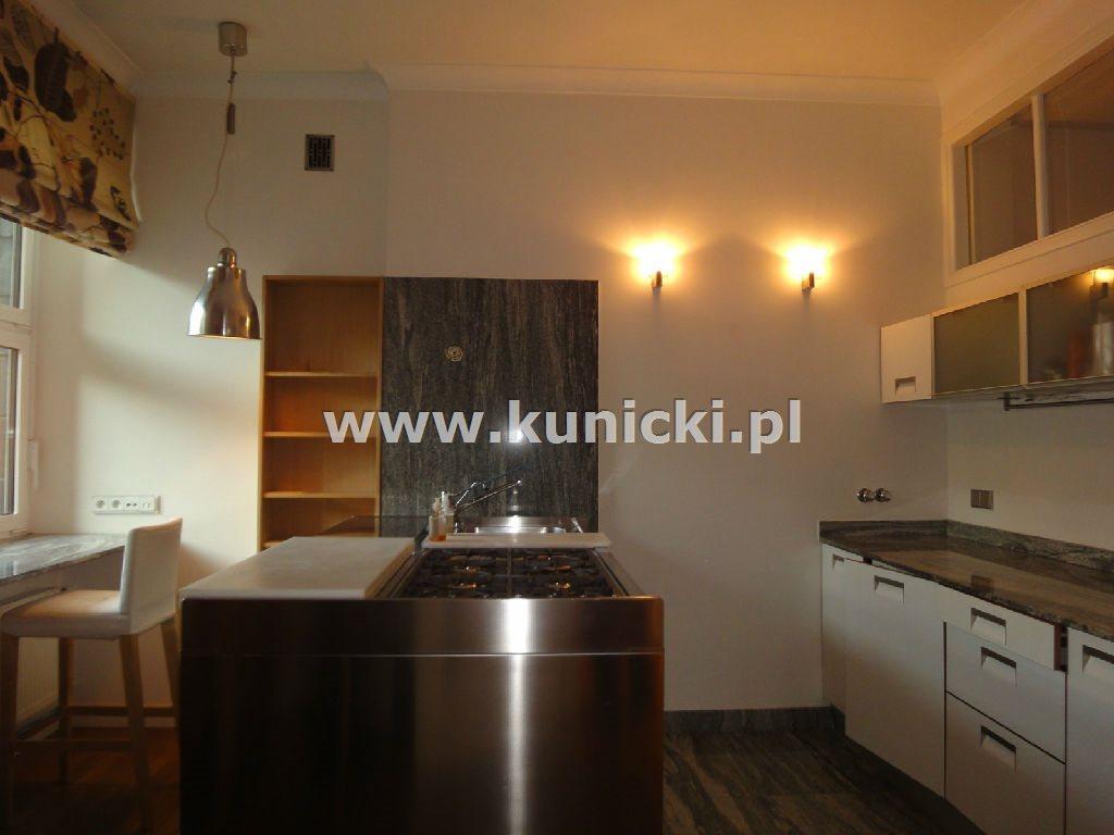 Mieszkanie czteropokojowe  na wynajem Warszawa, Śródmieście, Frascati  100m2 Foto 3