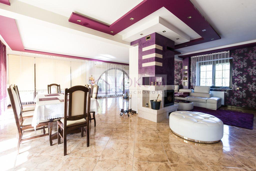 Luksusowy dom na sprzedaż Motycz  400m2 Foto 4