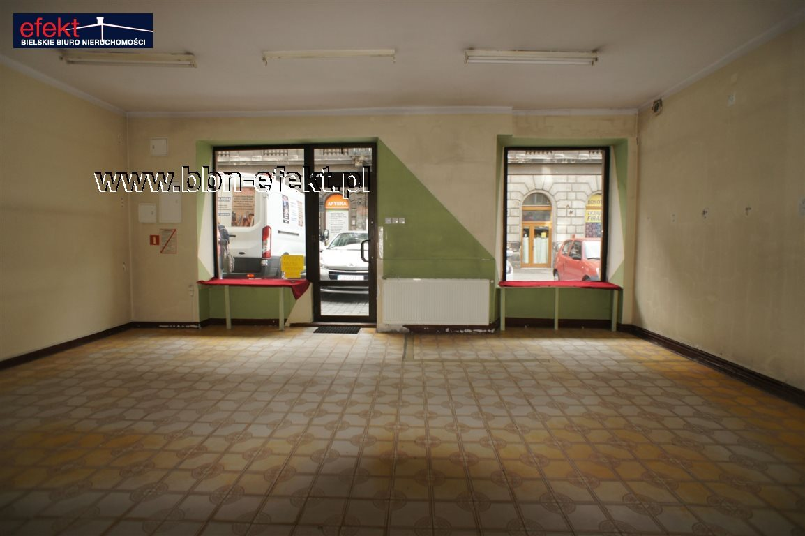 Lokal użytkowy na wynajem Bielsko-Biała, Śródmieście Bielsko  68m2 Foto 6