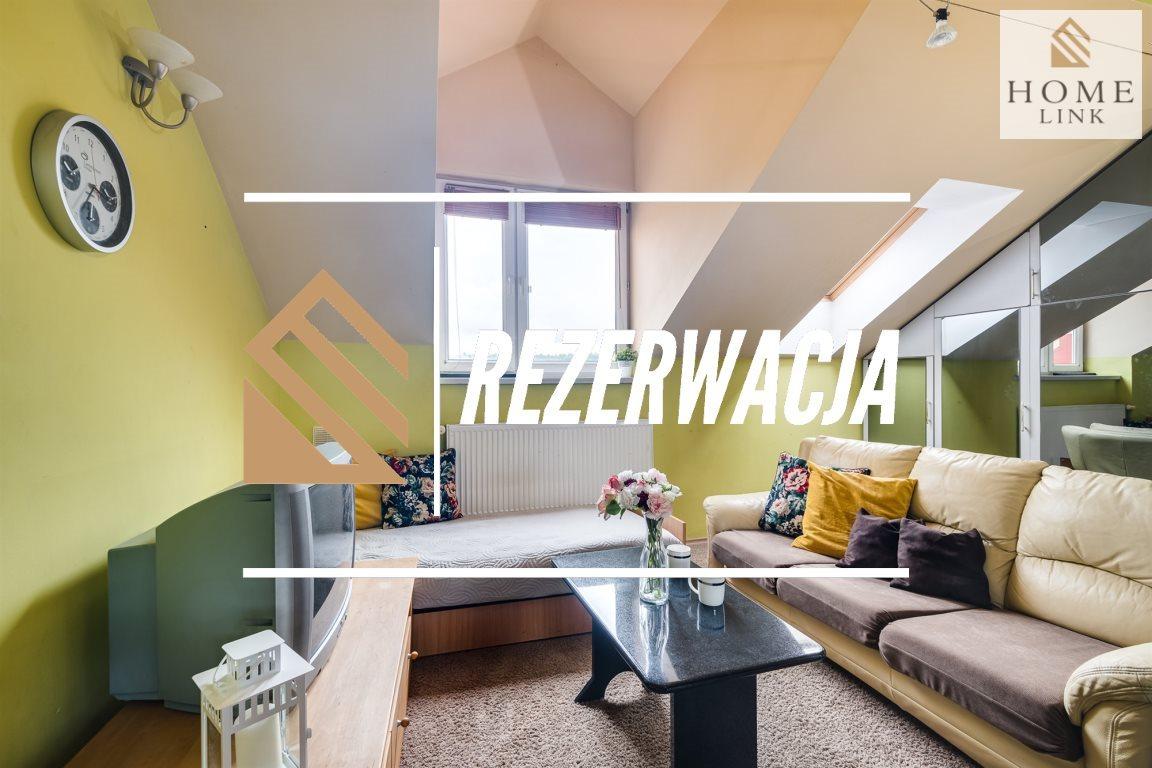 Mieszkanie dwupokojowe na sprzedaż Olsztyn, Nagórki  40m2 Foto 3