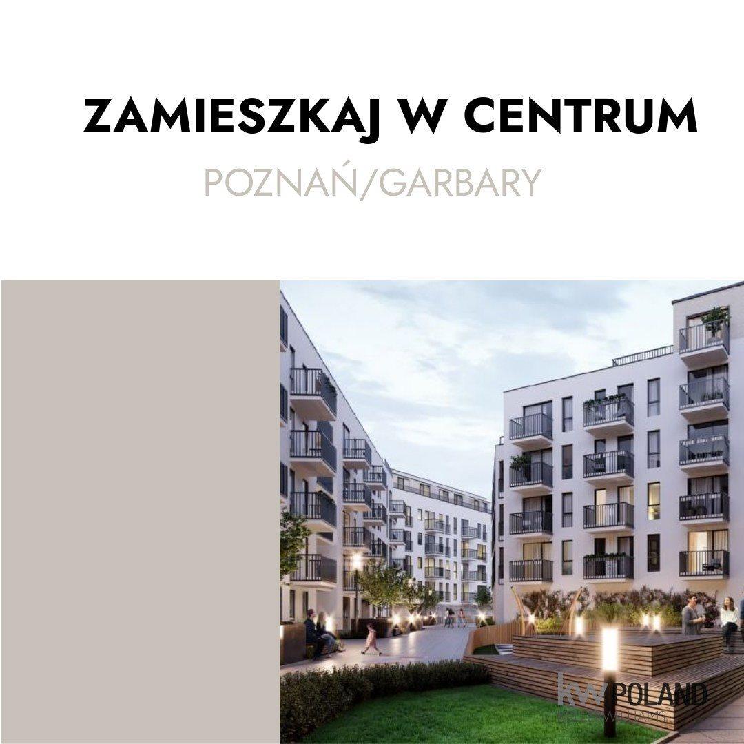 Mieszkanie trzypokojowe na sprzedaż Poznań, Garbary, Garbary  60m2 Foto 1