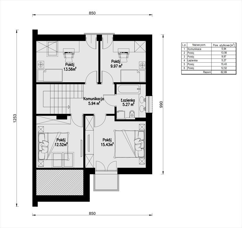 Dom na sprzedaż Lublin, Matczyn, Matczyn  133m2 Foto 10