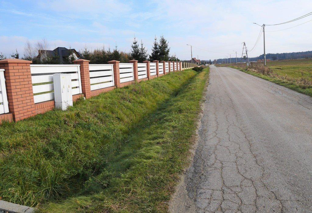 Działka budowlana na sprzedaż Lechów  8399m2 Foto 2