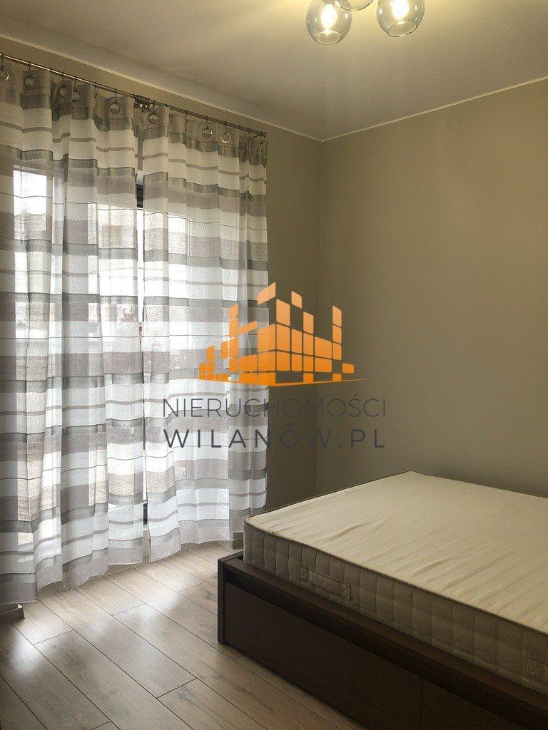 Mieszkanie dwupokojowe na wynajem Warszawa, Wilanów, Sarmacka  40m2 Foto 4