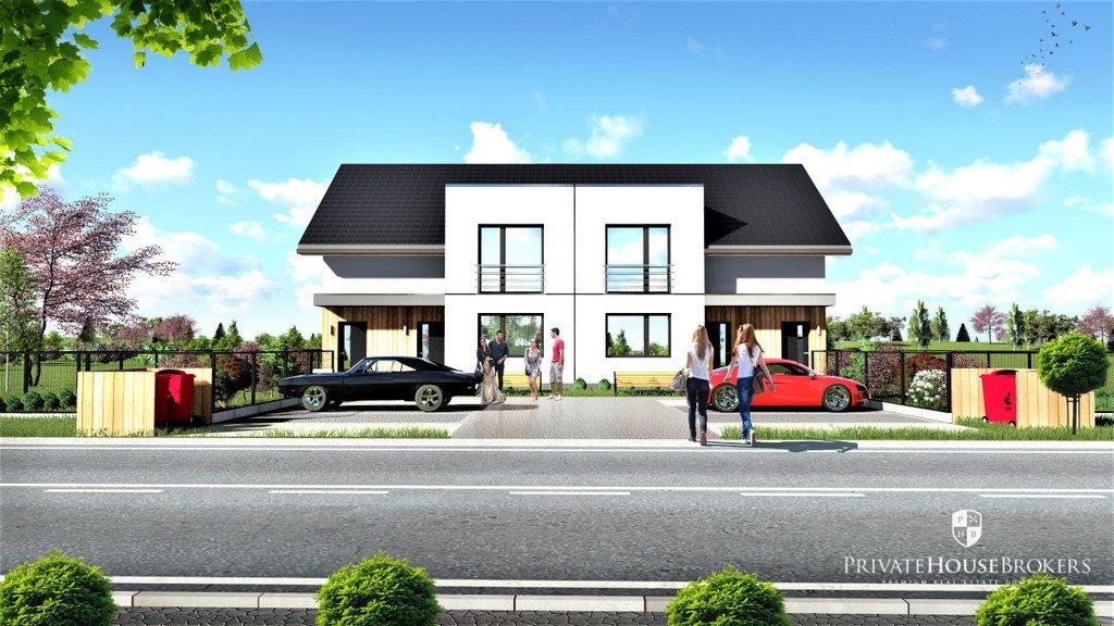Mieszkanie dwupokojowe na sprzedaż Bibice, Jagodowa  78m2 Foto 5